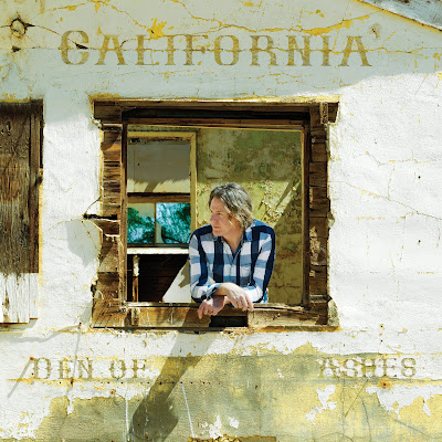 Den Of Ashes California Album Cover