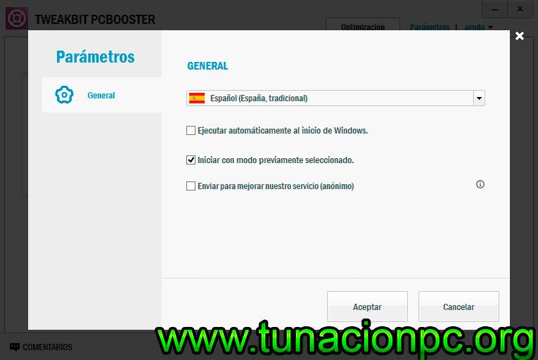 Descargar TweakBit PCBooster