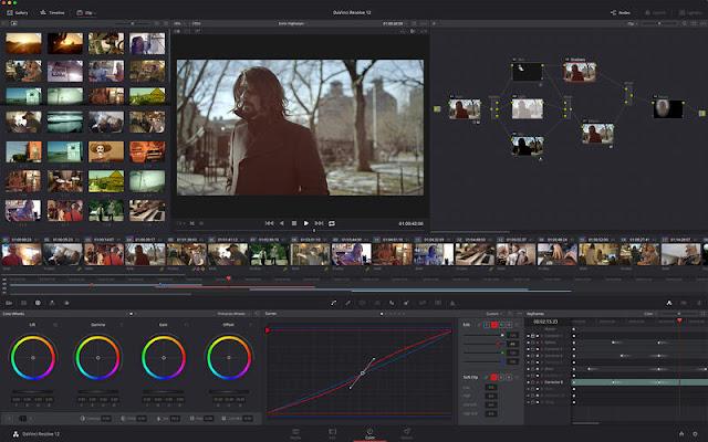 DaVinci Resolve Studio 12.5.5 Mac Free Download Full Download