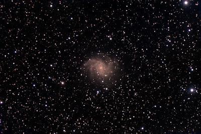 "NGC 6946, galàxia ""Castell de focs"""