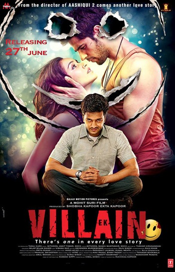 Ek Villain 2014 Hindi 720p BluRay 900mb
