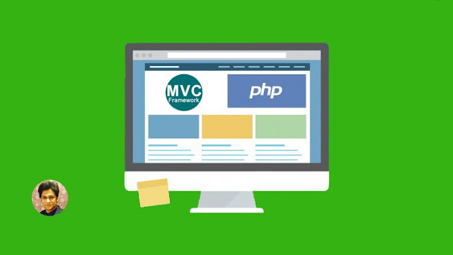 Learn PHP MVC - Complete PHP MVC Framework Project
