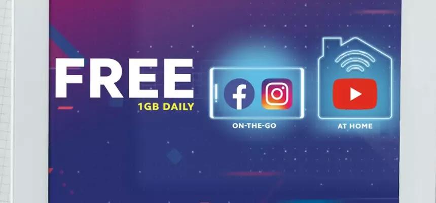 Globe Additional Free 1GB Promo