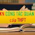 Sáng kiến kinh nghiệm Công tác quản lý cấp THPT (phần 3)