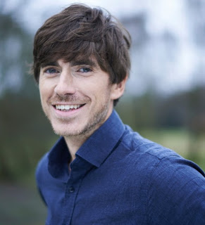 British author, Simon Reeve