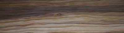 beam painted to look like wood.