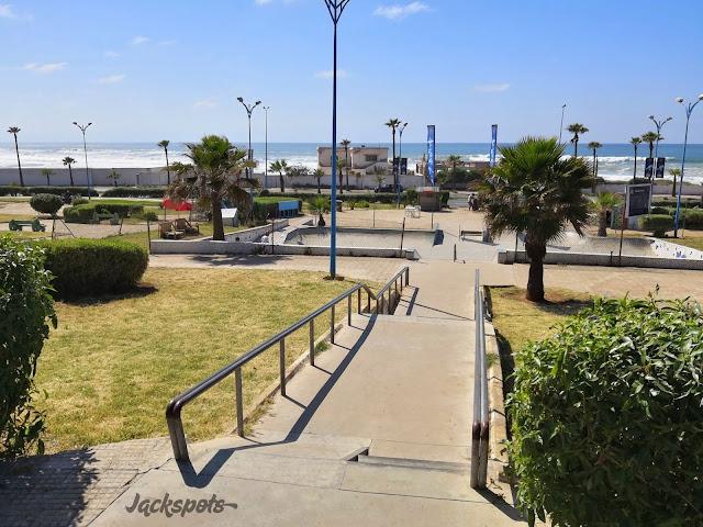 Skate park Casablanca