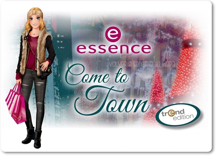 ESSENCE - Come to Twon {Noviembre 2014}