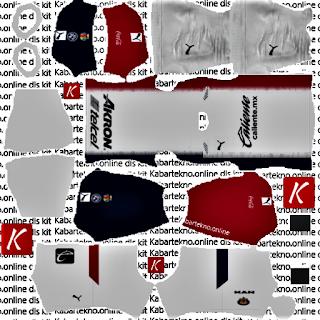 Chivas Away Kits DLS 2021