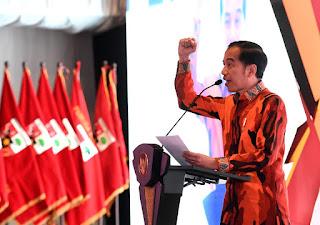 Jokowi: PP Menjadi Pionir untuk Menjaga Nilai-Nilai Luhur Pancasila