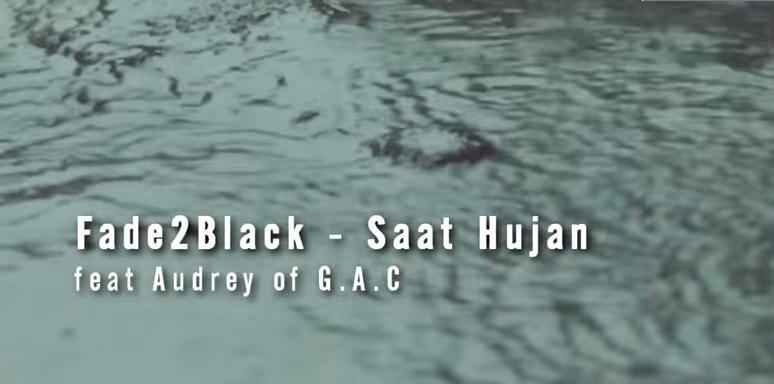 Lirik Lagu Fade2Black - Saat Hujan Ft Audrey GAC