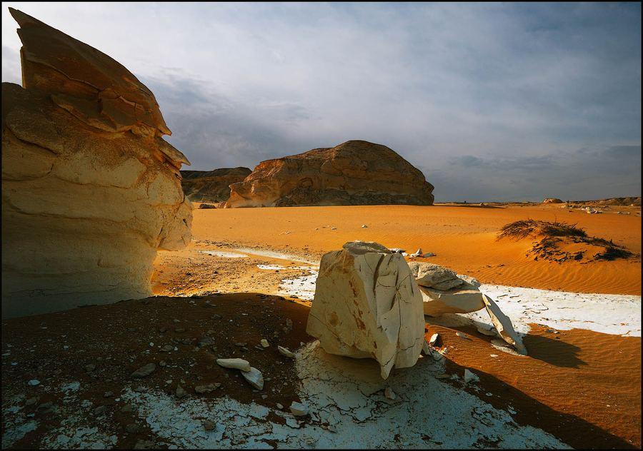 White Desert National Park Egypt 2