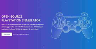 Emulator PS3 PC