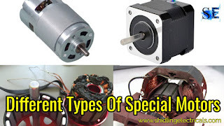 Different Types Of Special Motors