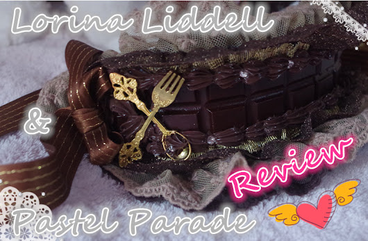 Lorina Liddell and Pastel Parade Review