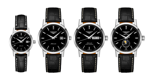 Longines 1832 Black Dial models