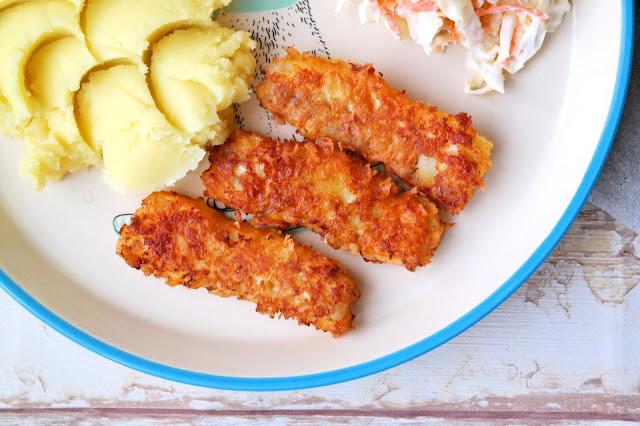 paluszki rybne kalorie