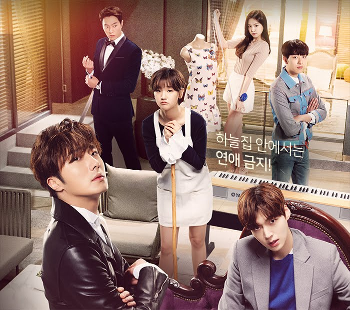 Profil Biodata Pemeran Cinderella and Four Knights