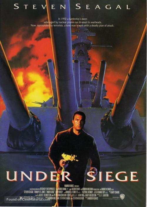 Under Siege (1992) ยุทธการ ยึดเรือนรก