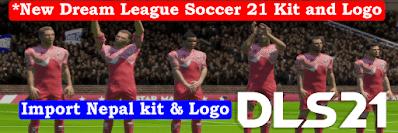 Nepal dream league soccer kit 21, Nepal dls kit,  nepal dls kit 21