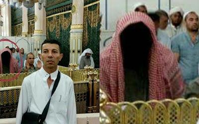 Jama'ah Haji Dihebohkan Dengan Sosok Manusia Tanpa Kepala Di Masjid Nabawi