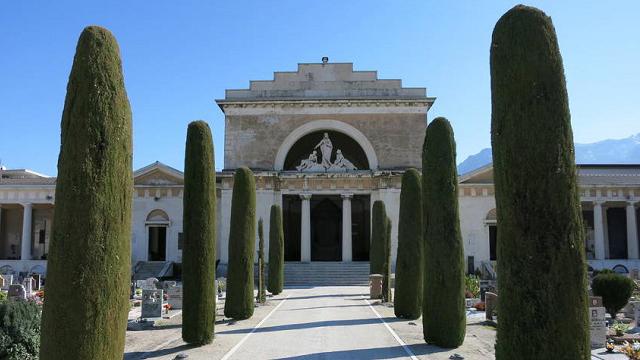 Trento Monumental Cemetery (Trento, Italy)