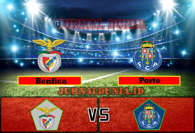 Prediksi Benfica vs Porto ,Jumat 07 May 2021 Pukul 00.30 WIB
