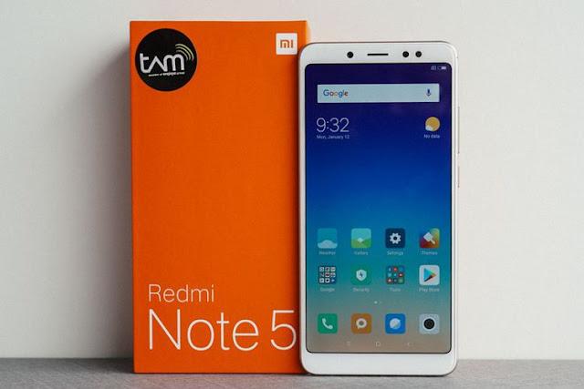 Harga Xiaomi Redmi Note 5 Terbaru dan Spesifikasi