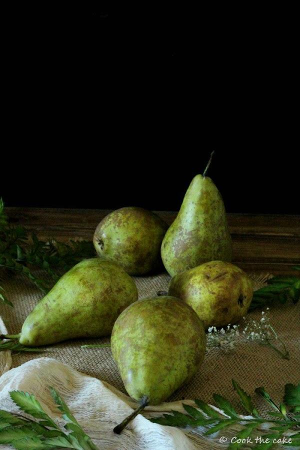 pear, peras