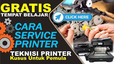 kursus teknisi peinter, kursus service printer, kursus cara service printer, pelatihan teknisi printer, pelatihan service printer, cara memperbaiki printer canon hp epson brother 3
