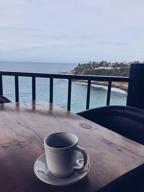 Morning coffee Mexico