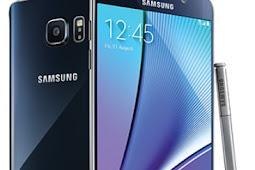 Spesifikasi Harga Samsung Galaxy Note 5