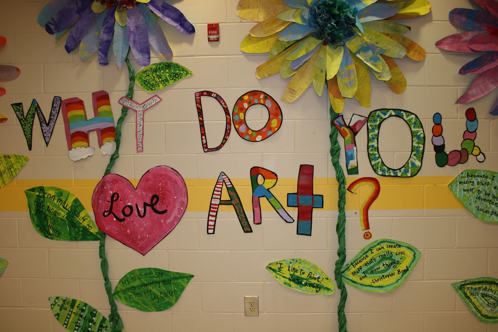 Its An Hses Arty Party Why Do You Love Art