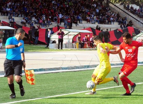 بث مباشر مباراة تشرين والجزيرة اليوم 06-03-2020 في الدوري السوري
