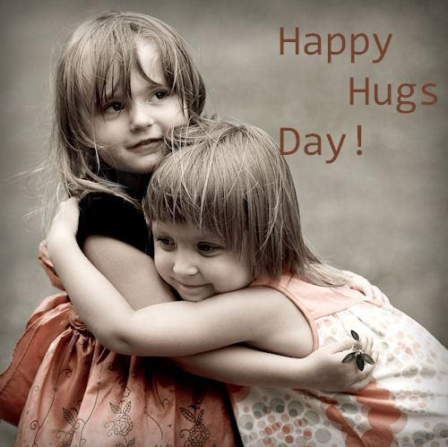 Happy Hug Day Messages, SMS ,Quotes ,Wishes & Images