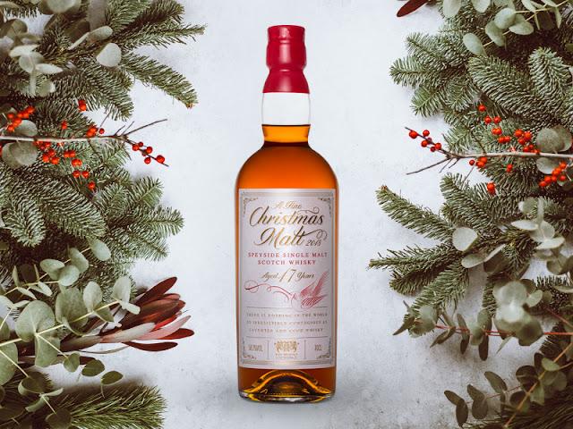 A fine Christmas malt