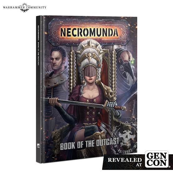 Necromunda Book of Outcast