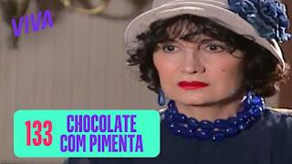Chocolate Com Pimenta No VIVA Capítulo 133 - Sassaricando Capítulo 12