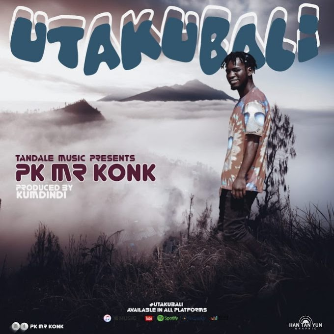 AUDIO | PK MR KONK – UTAKUBALI | Download New song