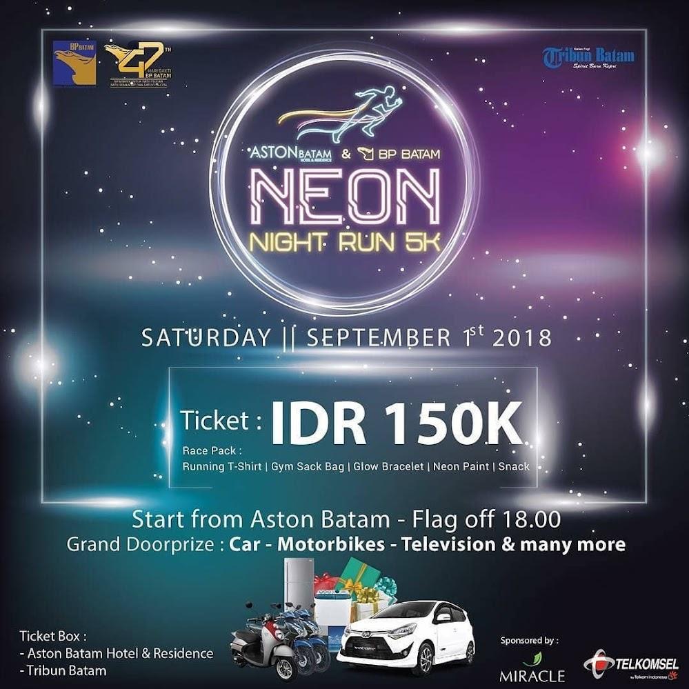 Neon Night Run • 2018
