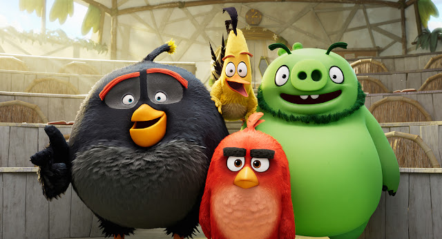Get to Know the New Characters of THE ANGRY BIRDS MOVIE 2