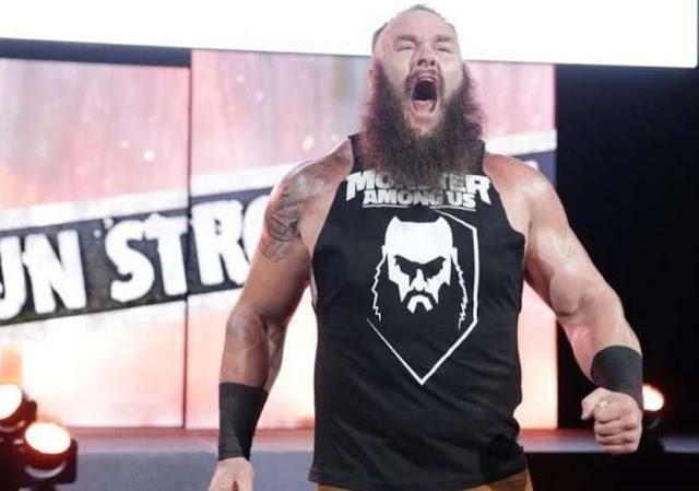 خطاء Braun Strowman's WrestleMania قد تكون كلفته دفعة في WWE