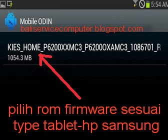 aplikasi flashing android