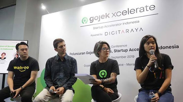 Lewat Gojek Xcelerate, Gojek Buka Peluang Bagi Startup Dapatkan Investor