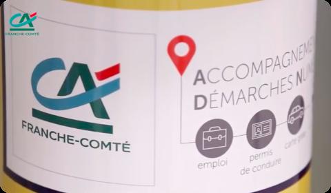 Crédit Agricole Franche-Comté – ADN