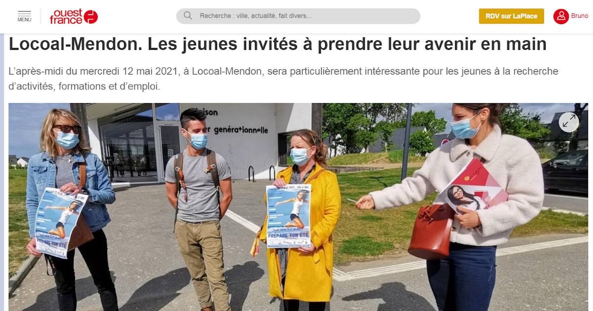 """Bruno Tascon : Correspondant Ouest-France """"LOCOAL-MENDON"""" 56 et entreprises de Landévant"""