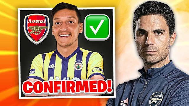 Ozil confirms Fenerbahce move from Arsenal