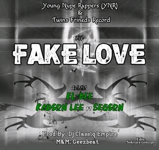 El-Bee-ft-Rabson-lee-ft-Segson-Fake love