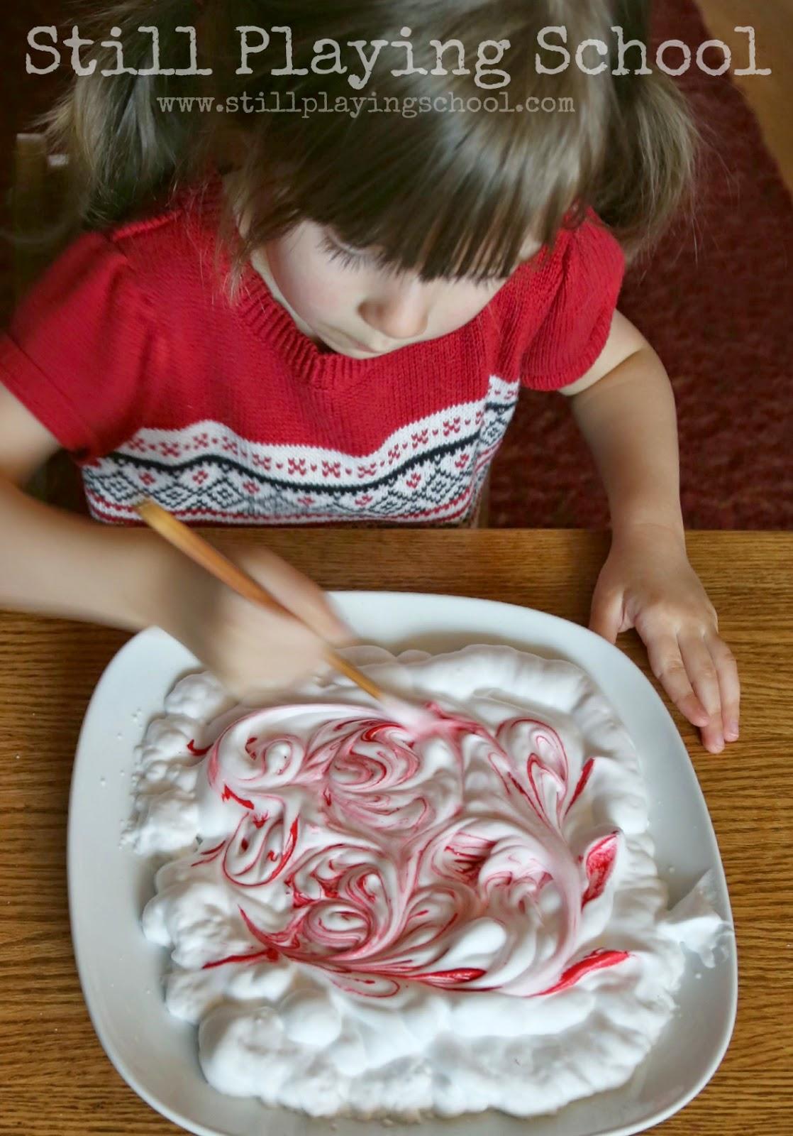 Christmas Sensory Play Ideas For Kids Still Playing School