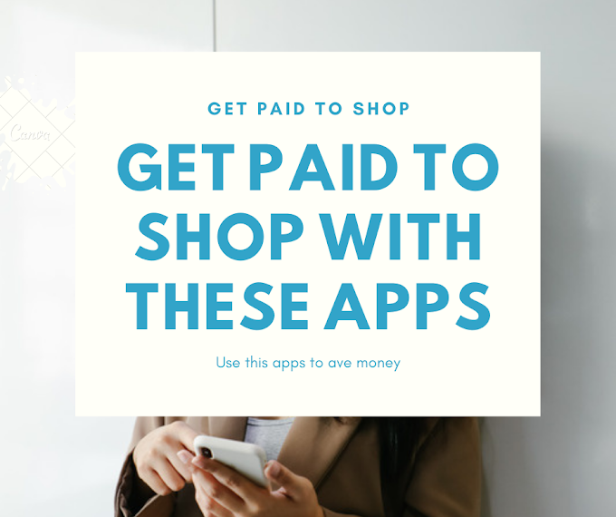 13 best apps that pay you to shop - Get money mind